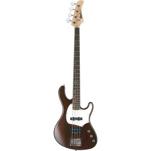 CORT Bass Elektrik GB34A [GB34AWS] - Walnut Satin - Bass Elektrik